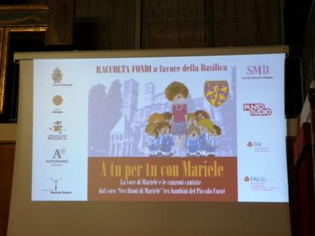 VECCHIONI basilica manifesto